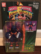 1994 MIGHTY MORPHIN POWER RANGERS-EVIL SPACE ALIENS: CLAWING DRAMOLE (NEW)