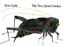 The Very Quiet Cricket Hardcover Eric Carle