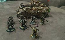 Nurgle Bane blade & terminators
