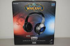 Creative Sound Blaster World of Warcraft THX USB Wired Gamming Headphones w/ Mic