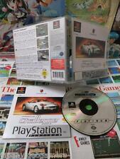 Playstation PS1:Porsche Challenge [TOP COURSE SONY] COMPLET - Fr