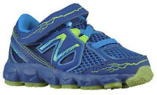 T878 - New Balance KV750CBI Shoes - New Infants Size 2 Blue / Multi - #28645