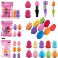 1/4/5/10pcs Soft Beauty Makeup Foundation Puff Sponge Cosmetic Tool