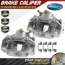 2x Brake Calipers Front For Mercedes-Benz E-Class W211 S211 2002-2009 0024204183