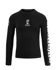 Assos - Long Sleeve Skinfoil Early Winter evo7 Black Extra Small  Assos Size = 0