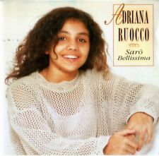 RUOCCO ADRIANA SARO' BELLISSIMA SANREMO 1996 CD