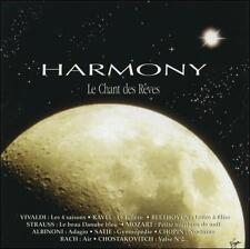 HARMONY - LE CHANT DES REVES - 2-CD SET - 36 TRACK MUSIC CD - LIKE NEW - E928
