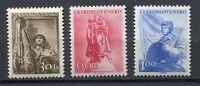 37039) Czechoslovakia 1956 MNH Construction