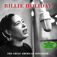 BILLIE HOLIDAY - SINGS THE GREAT AMERICAN SONGBOOK - 2 CDS - NEW!!
