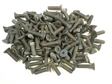 """New listing 3/8-16 X 1-1/2"""" Flat Head Allen Socket Cap Screws Alloy Steel Blk Oxide 100 Pcs"""