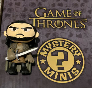 Funko Mystery Mini - Game Of Thrones (Series 4) - Jon Snow