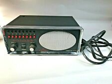 Vintage Electra Bearcat Iii Scanner Bc Iii Radio Scanner No Antenna (A058)