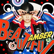 F(X) AMBER-[BEAUTIFUL] SOLO 1st Mini Album CD K-POP Seald SM Feat. TAEYEON