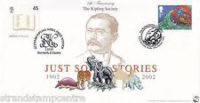 2002 Kipling-Bradbury UFFICIALE-raddoppiato 2001 premi Nobel-Brad = £ 80!!