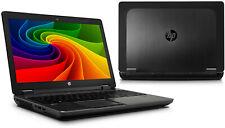 HP ZBook 17 G2 Intel i7-4800MQ 32GB 512GB SSD Windows 10 1920x1080 Nvidia GAMING