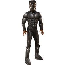 Rubie's Halloween Costume (641048-L), Black Panther Movie, Large - Black