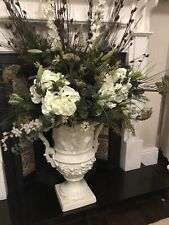 More details for rare elegant  casa pupo porcelain ceramic urn vase stunning