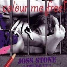 "JOSS STONE ""COLOUR ME FREE"" CD 13 TRACKS NEW+"