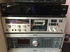 LUXMAN K12 CASSETTE RECORDER/PLAYER