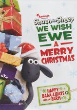 Shaun the Sheep - We Wish Ewe A Merry Christmas New DVD