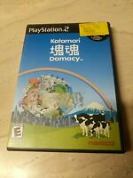 Katamari Damacy PlayStation 2 PS2 namco
