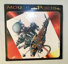 Kalan Incs Rock n Roll Robot Mousepad