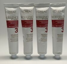 Loreal Excellence Creme Conditioning Treatment (Step 3)-4 Pack 1.6oz
