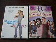 DVD - Cinderella Story 1-2 Selena Gomez