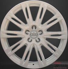 4 Audi A4 8W9 B9 20 Inch Alloy Wheels Original Audi S8 4HAG Rims W