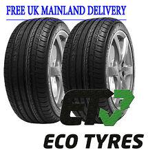 2X Tyres 235 60 R18 107H XL House Brand SUV 4X4 E C 71dB