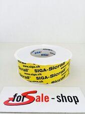 10x SIGA Sicrall 60 60mmx40m Klebeband