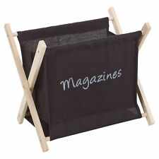 newspaper rack for office. Wooden Magazine Newspaper Rack Holder Organiser Floor Stand Office Storage Grey For