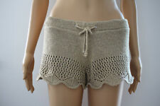 Neues AngebotDenny Rose Shorts Strick beige Gr. S 34 36  Made in Italy