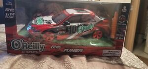 O'Reilly Auto Parts Rc xtuner Car 1/14 scale limited edition radio control