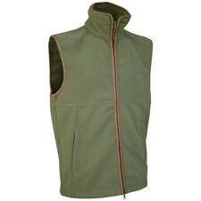 Jack Pyke Countryman Mens Fleece Gilet Bodywarmer Vest Hiking Jacket Light Olive