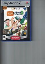 EYETOY: PLAY 2 - PLAYSTATION 2 - 2004 - SONY