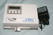 X-Rite X Rite Auto Scan Densitometer DTP32R DTP 32R Tested Good Condition