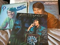 Lot of Glen Campbell Wichita Lineman/Goodtime songs, southern nights
