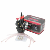 30mm Carburetor Power Jet Motorcycle Carbs for 4T Racing Bike Carburador