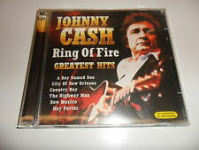 CD JOHNNY CASH-Ring of Fire-Greatest Hits