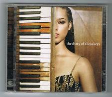 THE DIARY OF ALICIA KEYS - CD 15 TITRES - 2003 - TRÈS BON ÉTAT
