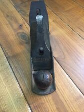 VINTAGE ANTIQUE PLANER STANLEY BAILEY NUMBER NO 4