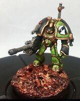 OOP Warhammer 40k Rogue Trader Salamanders Saturnine Terminator 30k