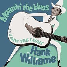 Hank Williams - Moanin The Blues / I Saw The Light + 6 Bonus Tracks [New CD] Bon