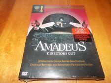 AMADEUS DIRECTOR'S CUT 2 Disc Director's Cut Mozart Academy Award DVD SET NEW