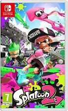 Splatoon 2  Nintendo Switch   NUOVO
