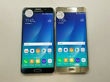 Lot of 2 Samsung Galaxy Note 5 N920A AT&T Check IMEI Poor Condition RJ-043