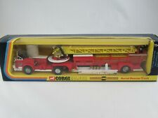 Corgi Major 1143 Aerial rescue truck fire engine