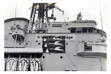 rp17863 - Royal Navy Aircraft Carrier - HMS Warrior - photo 6x4