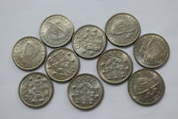 PORTUGAL 2$50 1969 HIGH GRADE - 10 COINS LOT B18 KK4